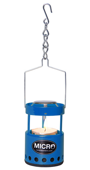 Lanterne à bougie UCO Micro bleu